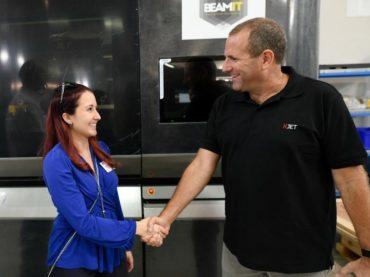 Beam-IT marque le début de la commercialisation du système XJet Carmel1400 AM en Italie