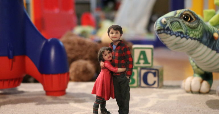 How companies take advantage of 3D technologies to customize gifts