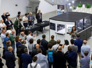 """Triditive unveiled its industrial 3D printing system at the """"Industrial scale AM forum"""""""