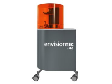 4K 3D Printing is now part of EnvisionTec's offering