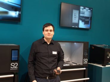 """Interview – Dominik Solenicki, speaking of Sintratec S2: """"the concept has been built with scalability in mind"""""""