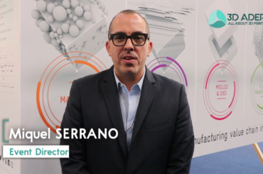 IN(3D)USTRY 2018: Miquel Serrano discusses the different ways Spain integrates 3D printing