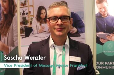 Formnext 2018: Interview of Sascha F. Wenzler – Vice President of Formnext Mesago Messe Frankfurt
