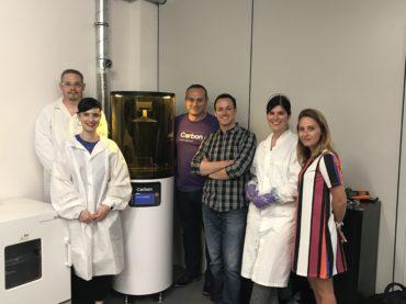 Erpro Group mise sur l'imprimante 3D M2 pour augmenter les productions grande série de ses clients