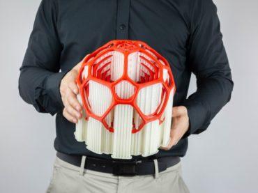 3DGence dévoile un support soluble pour les impressions PEEK