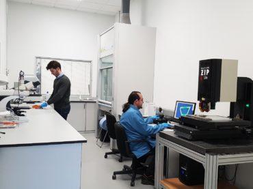 Les équipements Renishaw désormais disponibles dans les nouveaux centres de solutions de FA