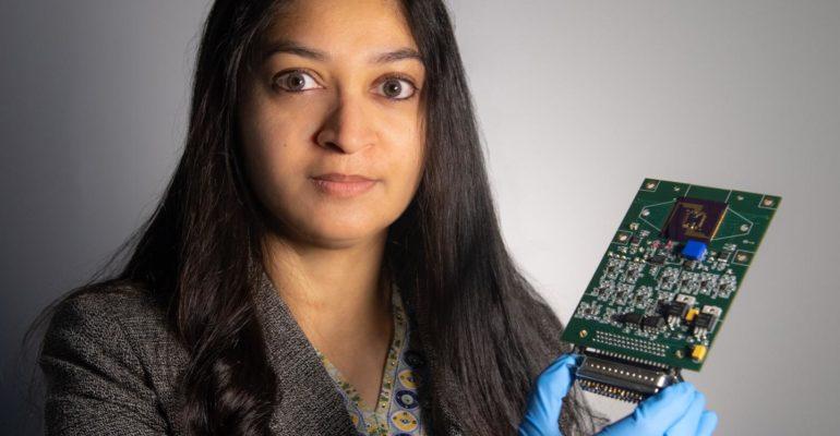 A $2 million funding to advance 3D printed sensor technology