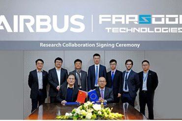 Farsoon et Airbus développeront ensemble une solution polymère pour la fabrication additive des avions civils
