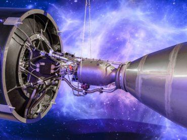 Orbex dévoile son moteur de fusée imprimé 3D avec la technologie de SLM Solutions