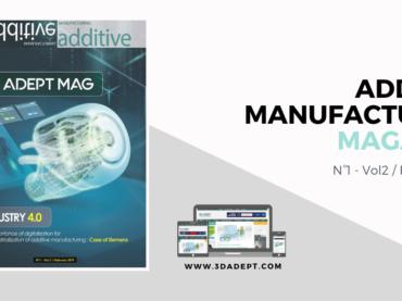 Le numéro de février de 3D ADEPT Mag est sorti !