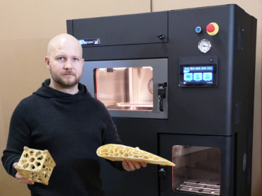"""Olli Pihlajamäki from miniFactory: """"I truly believe that there is a place for every material and every technology on the market"""""""