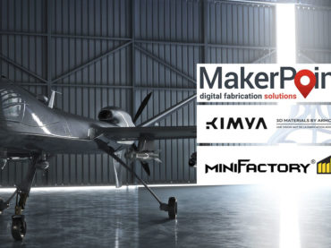 What MakerPoint, miniFactory and ARMOR Group will bring to the AM market in the Benelux region