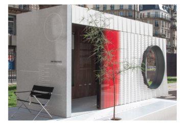 Un nouveau bâtiment Tiny Bauhaus prend vie grâce à la plateforme d'impression 3D d'Aectual et Dus Architects