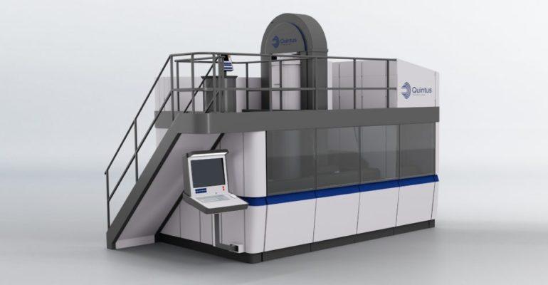 Quintus améliore la fabrication additive et le moulage de Paulo avec son système de refroidissement rapide uniforme