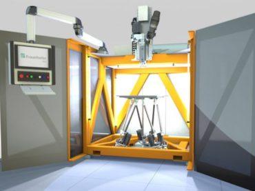Fabrication additive d'extrusion par vis, le procédé de FA récemment dévoilé de Fraunhofer IWU