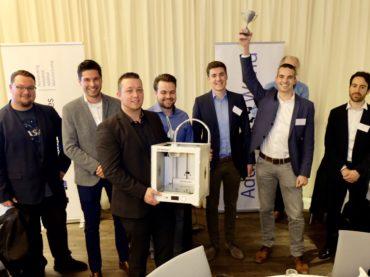 K3D and Obasogie Okpamen win Additive Industries' Design for Additive Manufacturing Challenge 2019