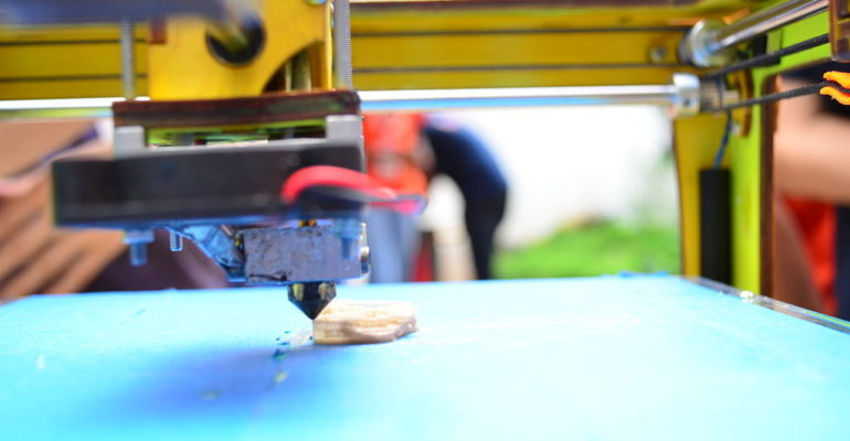 Can you 3D print a 3D printer?
