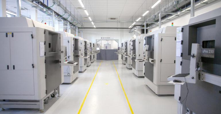 3D Systems ouvre un nouveau centre de fabrication additive en Italie