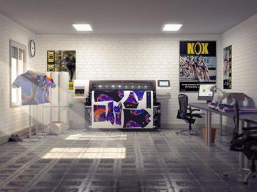 HP intègre la fabrication additive dans les imprimantes textiles numériques