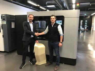 Bombardier Transportation invierte en tecnología de Impresión 3D de Stratasys Para Agilizar La Producción Y El Mantenimiento de Trenes y Tranvías de Alemania, Austria Y Suiza