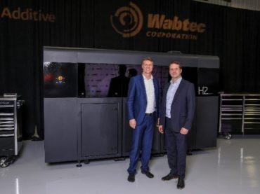 Wabtec adds GE Additive binder jet technology to its equipment