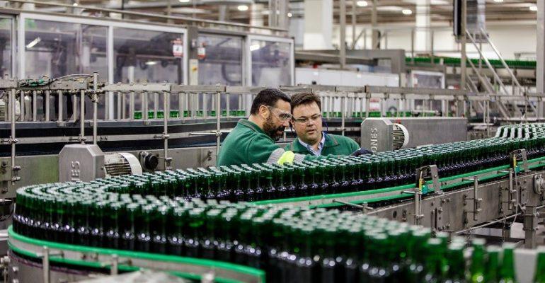 Heineken imprime en 3D une variété de pièces afin d'optimiser la confection des bières et les conditions de travail