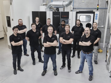 "GE Additive remains Zenith Technica's ""winning team"""