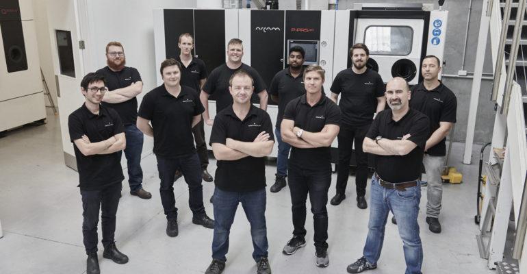 """GE Additive sigue siendo el """"equipo ganador"""" de Zenith Technica"""