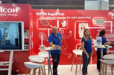 Ricoh lance « Rapid Fab » au salon 3D Print Congress & Exhibition