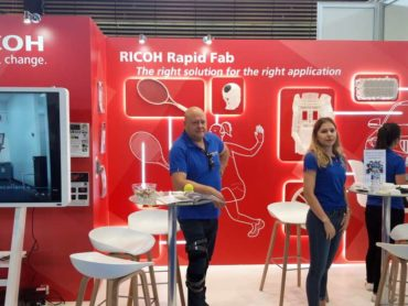 "Ricoh launches ""Rapid Fab"" at 3D Print Congress & Exhibition"