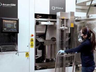 Des chercheurs canadiens utiliseront la technologie de fabrication additive EBM pour étudier les métaux structuraux