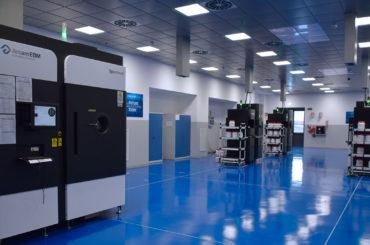 27 systèmes de Fabrication Additive de GE Additive, un investissement audacieux de GE Aviation pour l'industrie aérospatiale