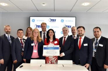 TEI investit dans la technologie de fusion laser directe de métaux de GE Additive