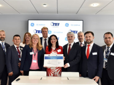 TEI invests in GE Additive Direct Metal Laser Melting Technology