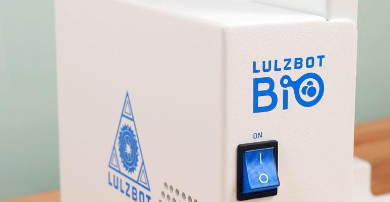 LulzBot anuncia una colaboración de bioimpresión 3D con Fluid Form