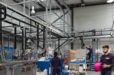 ARMOR, well equipped to move forward: 1200 m2, 3 production lines, an AM laboratory and a characterization laboratory