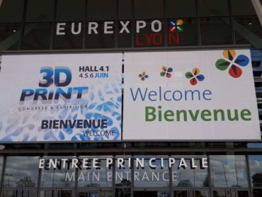 What happened at 3D PRINT Congress & Exhibition – Lyon?