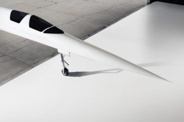 Boom Supersonic intègre aussi la FA métallique dans son avion de démonstration supersonique