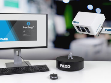 Faro launches Cobalt Design, Color 3D Scanning solution