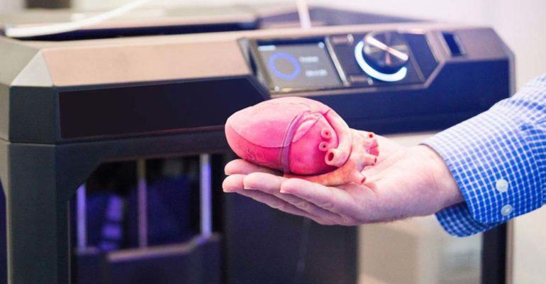 Modèles d'organes bio-imprimés 3D, un marché qui vaut $1,9 milliard