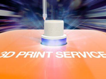 Un palier imprimé en 3D pour la retransmission en direct d'un événement