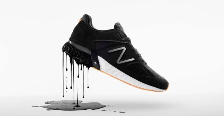 Formlabs to 3D Print New Balance Sneakers