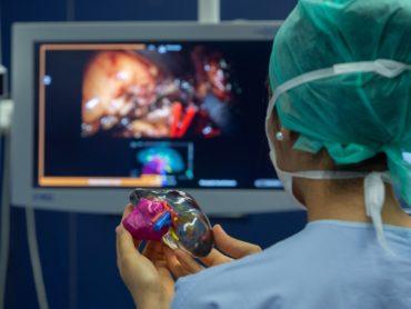L'impression 3D multi-matériaux de Stratasys s'installe dans un autre hôpital